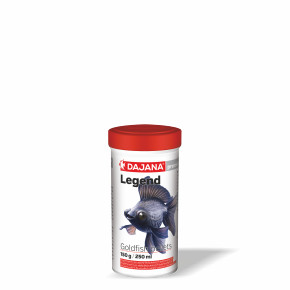 Dajana Legend – Goldfish pellets, 100 ml pelety