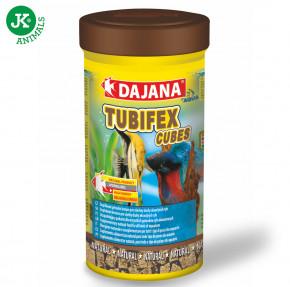 Dajana Tubifex kostky 100ml | © copyright jk animals, všechna práva vyhrazena