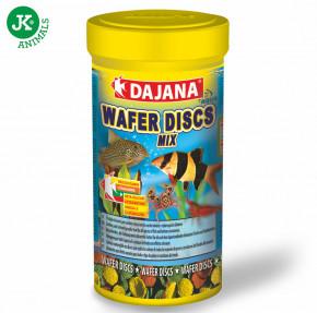 Dajana Wafer discs mix 100ml | © copyright jk animals, všechna práva vyhrazena