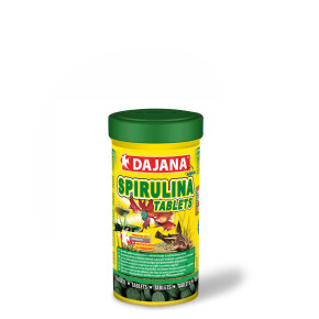 Dajana Spirulina Tablets 250 ml tablety
