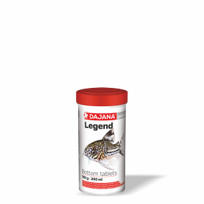 Dajana Legend – Bottom tablets, 100 ml tablety