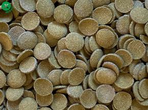 Dajana ISF Vegetable Wafers 100ml tablety | © copyright jk animals, všechna práva vyhrazena