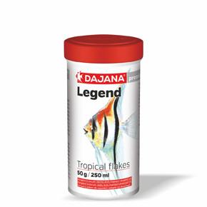 Dajana Legend – Tropical flakes, 1000ml vločky