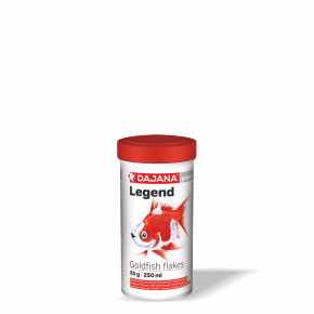 Dajana Legend – Goldfish flakes, 100 ml vločky