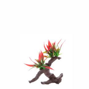 Kořen Barma, akvarijní plastová rostlinka