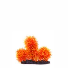 Orange Hygro, akvarijní plastová rostlinka