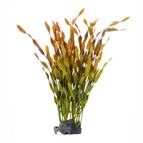 Vallisneria kámen, akvarijní plastová rostlinka