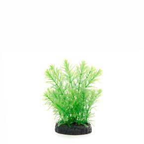 Ambulia zelená, akvarijní plastová rostlinka
