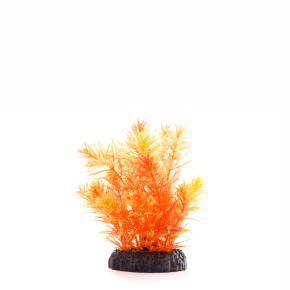 Ambulia oranžová, akvarijní plastová rostlinka
