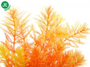 JK ANIMALS Ambulia oranžová, akvarijní plastová rostlinka 14 cm | © copyright jk animals, všechna práva vyhrazena