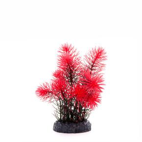 Red Anacharis, akvarijní plastová rostlinka