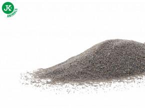 JK ANIMALS Křemičitý písek šedý | © copyright jk animals, všechna práva vyhrazena