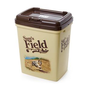 Sams Field –plastový barel na granule (Sam's Field)