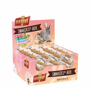 Vitapol Box Smakers - 12 klasů, hlodavec, ovoce