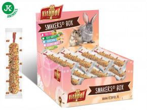 Vitapol Box Smakers - 12 klasů, hlodavec, jablko | © copyright jk animals, všechna práva vyhrazena