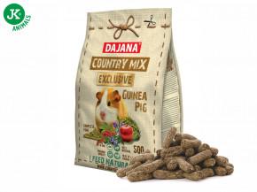 Dajana – COUNTRY MIX EXCLUSIVE, Guinea pig (morče) 500g | © copyright jk animals, všechna práva vyhrazena