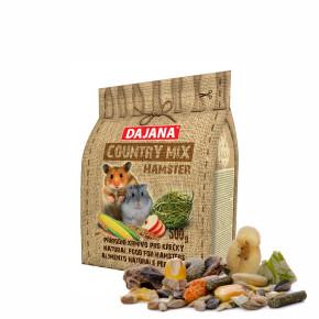 Dajana – COUNTRY MIX, Křeček 500g, krmivo prokřečky