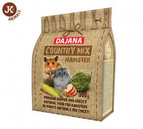 Dajana – COUNTRY MIX, Hamster (křeček) 500g | © copyright jk animals, všechna práva vyhrazena