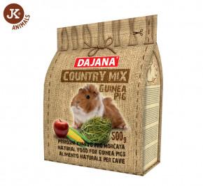 Dajana – COUNTRY MIX, Guinea Pig (morče) 500g | © copyright jk animals, všechna práva vyhrazena