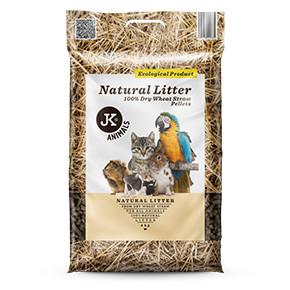 Natural Litter (podestýlka ze suché 100% pšeničné slámy)