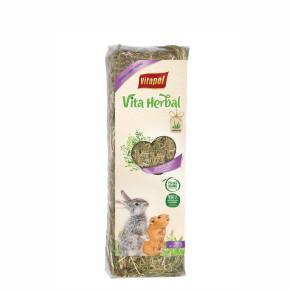 Vitapol - seno, hlodavec, střední, 500g