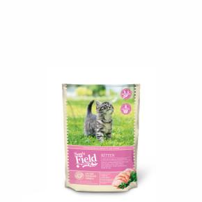 Sams Field Cat Kitten, superprémiové granule 400g (Sam's Field)