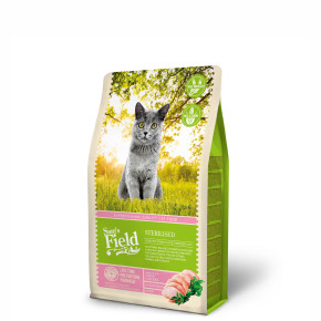 Sams Field Cat Sterilised, superprémiové granule 2,5 kg (Sam's Field)