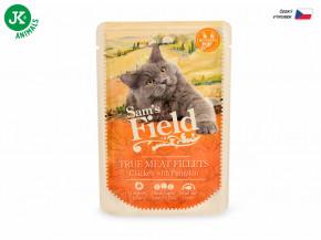 Sam's Field True Meat Fillets Chicken with Pumpkin | © copyright jk animals, všechna práva vyhrazena