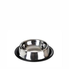 Nerezová miska pro kočky, 160ml, 11cm, dlouhá životnost a odolnost