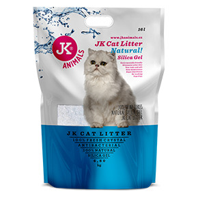 Litter Silica gel - natural, kočkolit 16 l