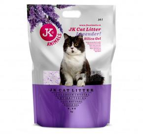 Litter Silica gel - lavender | © copyright jk animals, všechna práva vyhrazena