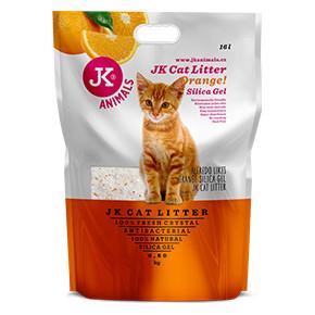 Litter Silica gel - orange, kočkolit 16l