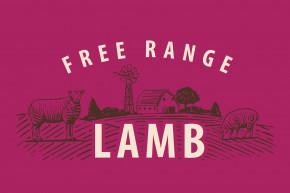 Sam's Field Low Grain Adult Large Lamb - Free Range | © copyright jk animals, všechna práva vyhrazena