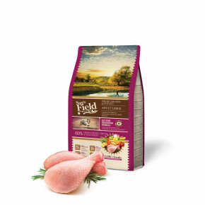 Sam's Field Low Grain Adult Large Chicken & Potato, superprémiové granule, 2,5 kg (Sams Field bez pšenice)
