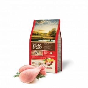 Sam's Field Low Grain Adult Mini Chicken & Potato, superprémiové granule, 2,5kg (Sams Field bez pšenice)