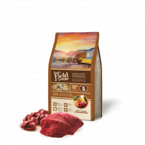 Sam's Field Grain Free Venison, superprémiové granule, 2,5kg (Sams Field bez obilovin)