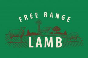 Sam's Field Low Grain Junior Large Lamb - Free Range | © copyright jk animals, všechna práva vyhrazena