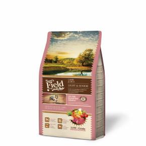 Sams Field Light & Senior Lamb & Rice, superprémiové granule 2,5kg (Sam's Field)