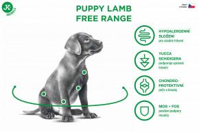 Sam's Field Low Grain Puppy Lamb - Free Range   © copyright jk animals, všechna práva vyhrazena