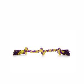 Bavlněný 3× uzel 50 cm, bavlněná hračka