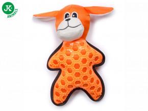 JK ANIMALS Pes, nylonová pískací hračka sTPR prvky | © copyright jk animals, všechna práva vyhrazena