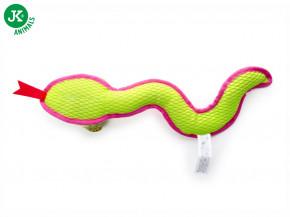 JK ANIMALS Had, plyšová pískací hračka sTPR prvky | © copyright jk animals, všechna práva vyhrazena