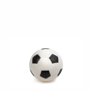 Vinylový fotbalový míč 7 cm, vinylová (gumová) hračka