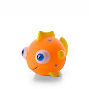 Vinylová rybka malá 10cm, vinylová (gumová) hračka