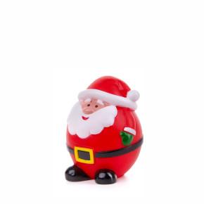 Vinylový Santa X-MASS – 8,5cm, vinylová (gumová) hračka