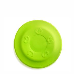 Frisbee zelené 17 cm, odolná hračka zEVA pěny