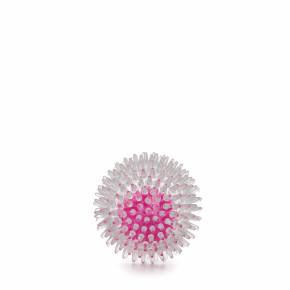 LED TPR míček s bodlinami, odolná (gumová) hračka ztermoplastické pryže