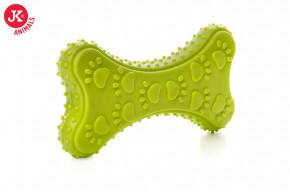 JK ANIMALS hračka TPR - Zelená kost | © copyright jk animals, všechna práva vyhrazena