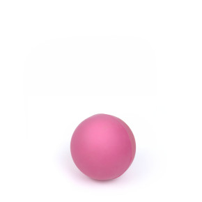 Míček č. 3, odolná (gumová) hračka z tvrdé gumy