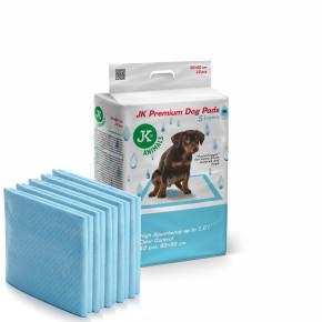Premium Dog Pads 60×60cm, 10ks–pleny (podložky) pro psy aštěňata